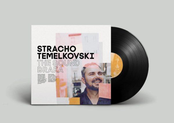 The sound Braka album vinyl Stracho Temelkovski musician multi instrumentalist